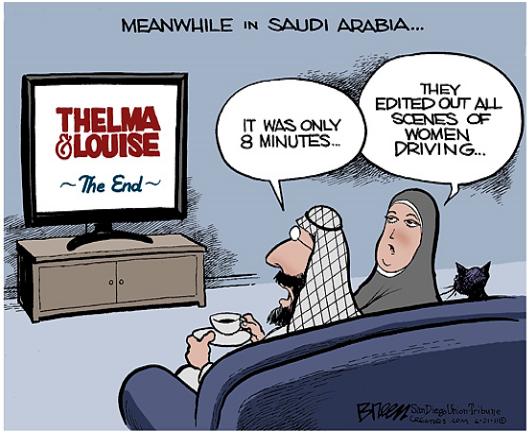 saudi arabia women's rights